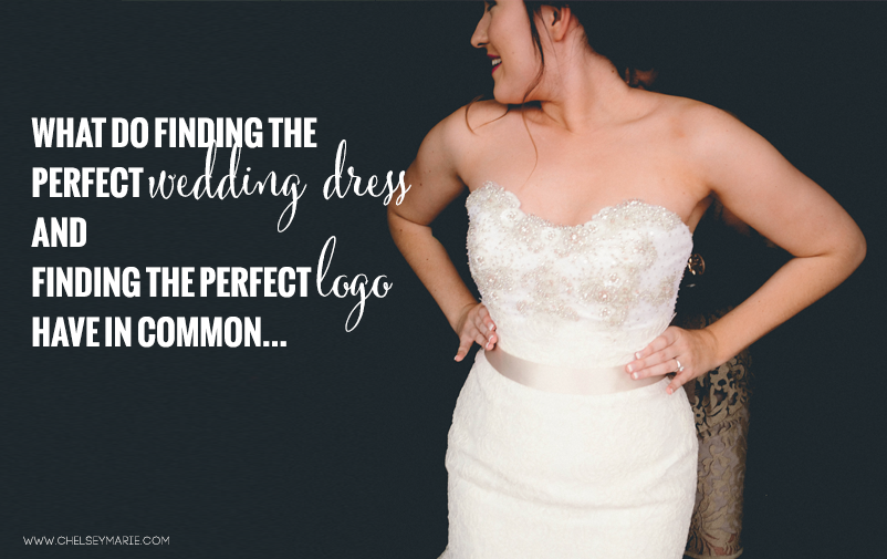 7 lessons learned searching for the perfect wedding dress that will help you find your perfect logo