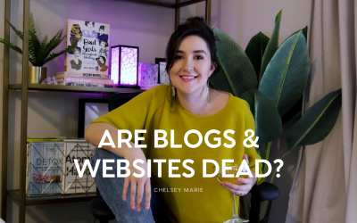 Are Blogs & Websites Dead?