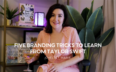 Five Branding Tricks to Learn from Taylor Swift