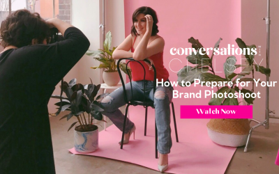 How to Prepare for Your Brand Photoshoot